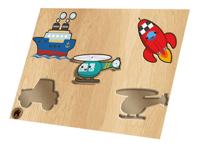 Baby Puzzles game screenshot